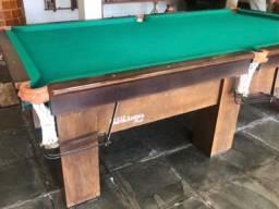 Título do anúncio: Mesa de Sinuca Profissional Snooker