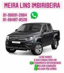 Amarok V6 Highline  258 cv - Taxa 0%- Leide Nunes 81- *