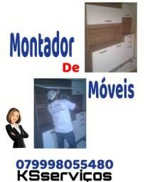 Título do anúncio: Montador de móveis, instalações ALC