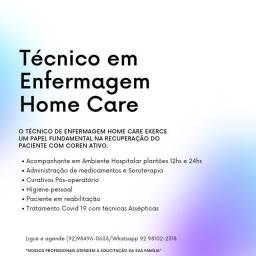 Técnico em Enfermagem Cuidados em Enfermagem
