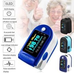 (OXIGEDOR) Oxímetro Monitor de Dedo
