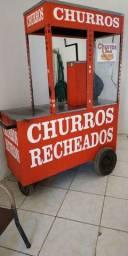 CARROCINHA DE CHURROS