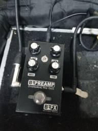 Título do anúncio: Pedal pre amp overdrive topp vendo ou troco