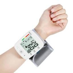 Título do anúncio: Medidor de Pressão Arterial Recarregavel USB com Estojo e Função de Voz