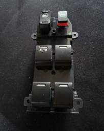 Botao Comando Interruptor Vidro Honda New Fit, City, CRV