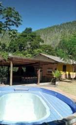 Alugo sítio para final de semana, feriados e anualmente na região serrana de Macaé
