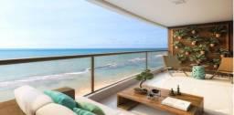 NV- Apartamento na Beira Mar de Olinda, 3 Quartos, 100m², 2 Vgas, Dependencia, Lazer