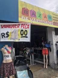 Bazar  mega liquidação 1,00$. ?