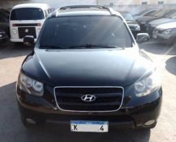 Hyundai Santa Fe GLS 2.7 V6 4x4 2008 Blindada leia a descrição do anúncio