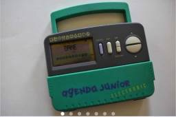 Agenda Júnior Electronic Da Tec Toy - Anos 90 - Com Manual