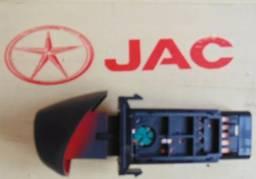 Botão de alerta Jac J3 Novo Instalação Grátis