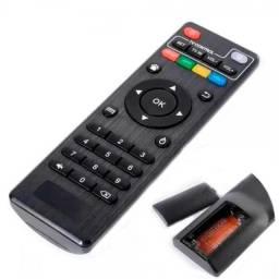 Título do anúncio: Controle para Aparelho TV Box MxQ e Aquario, ac. cartões e fazemos entregas
