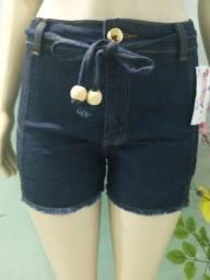 Short jeans voyce com laycra