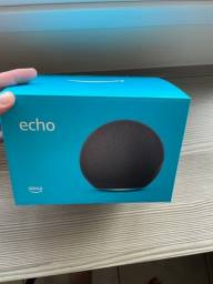 Título do anúncio: Echo (4ª Geração) - Som premium, hub de casa inteligente e Alexa