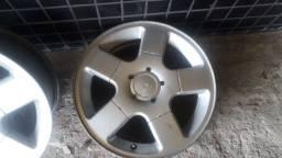 Vendo rodas aro 15 original VW