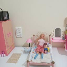 Casa da Barbie | Completa usada