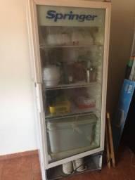 Freezer refrigeração  bom estado