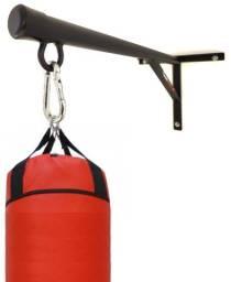 Suporte para saco de pancada profissional reforçado - Direto da Fábrica