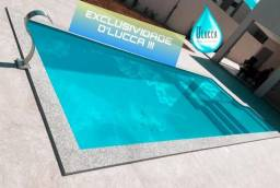 EFG - Promoção Piscinas de Fibra D'lucca Piscinas Modelo Exclusivo !!!