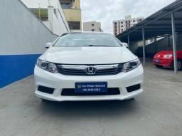 Honda Civic LXS 1.8 Automático 2016 Impecável