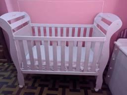 Berço infantil mini cama-Usado-Nao faço entrega