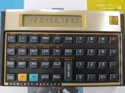 Título do anúncio: HP 12c Calculadora Financeira - Nova