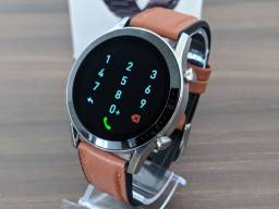 Smart Watch DT92 Relógio Inteligente Estilo Clássico - Brusque e Região