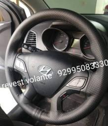 Título do anúncio: Capa de volante costurada!!!! 50 reais