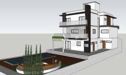Título do anúncio: Casa em construção à venda por R$ 700.000 - Pedra Branca - Palhoça/SC