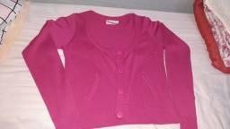 Título do anúncio: Casaco rosa