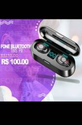 Título do anúncio: Fone de Ouvido F9 TWS sem Fio Bluetooth Hi-fi com Super Grave/Headset