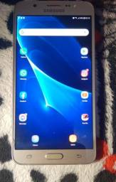 Samsung j7metal,leia descrição