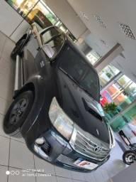 Toyota Hilux CD4x4 SRV 2013 automática