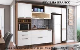 Título do anúncio: Cozinha Marsala 04 peças - Ronipa