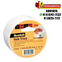 Fita Veda Trinca 50mmx10m Scotch 3m