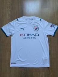 Título do anúncio: Camisa de time Manchester City (imperdível)