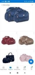 Título do anúncio: Lote de bolsas maternidade para revenda