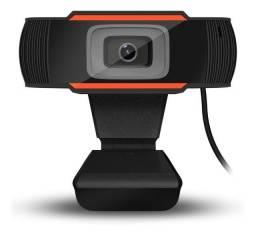 Webcam 1080p Full Hd C/ Microfone Integrado NOVO!