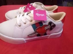 Sapato menina tamanho 31