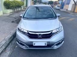 Honda Fit 1.5 - EXL (Modelo mais completo) - Prata - 2018 - Automático - CVT