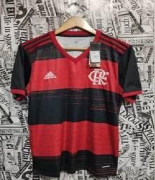Camisa Flamengo I 20/21 Torcedor