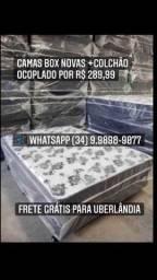 Título do anúncio: CAMAS BOX CONJUGADA NOVAS ENTREGA GRATUITA E RÁPIDA