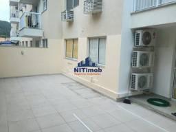 Título do anúncio: Apartamento para aluguel, 2 quartos, 1 suíte, Maceió - Niterói/RJ