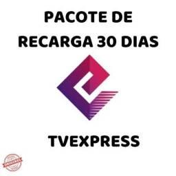 Título do anúncio: Recarga APPS de tv express e my family