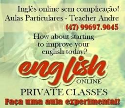 English Classes Via Skype and Whatsapp