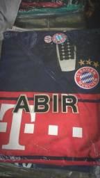 Camisas de clubes /brasileiros e europeus