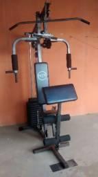 Estação de musculação WCT 80kg