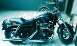 Harley Davidson XL 1200 Custom CB - 2014