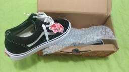 Tênis Vans Old Skool Original - Importado - TAM 40 / TAM 33 - Promoção