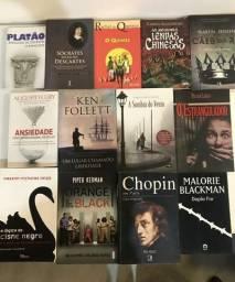 Livros vários títulos!!